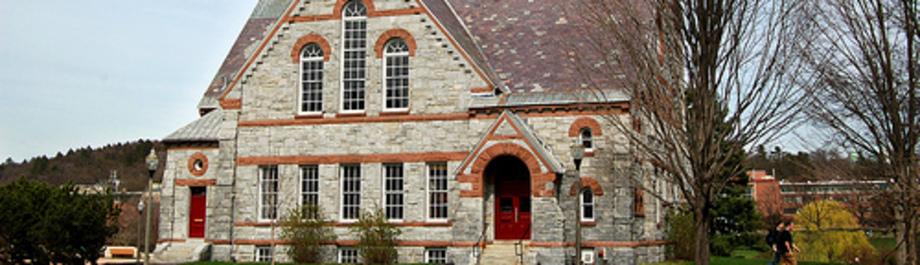 Old Chapel, UMass Amherst 2015
